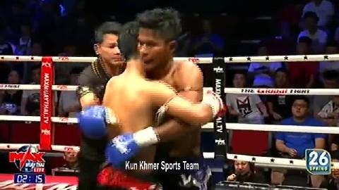 រឿន សំបូរ ជាមួយ ថៃ - Ruean Sambo Vs Thai Amarit