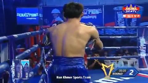 សេង ស្រឿន ជាមួយ ភេតសាយឈុន - Seng Sroeun Vs Thai Phetsaychhun