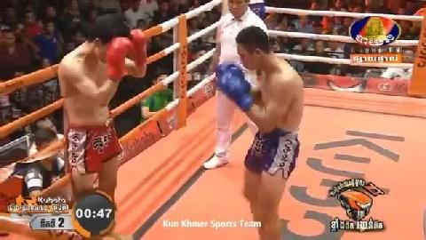 យ៉េន ឌីណា ជាមួយ រ៉ុងណាផា - Yen Dina Vs Thai Rungnapha