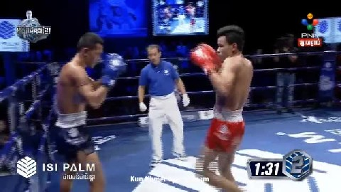 កូយ ឡាយ ជាមួយ ថៃ - Koy Lay Vs Thai