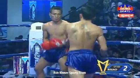 ពុទ្ធ ឆាយរិទ្ធី ជាមួយ ហ្វាស៊ូរ៉ាក់ - Put Chhay Rithy Cambodia Vs Thai Fasurak
