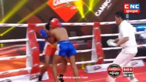 ពុយ ឈិន ជាមួយ ទូច ដេវីត - Puy Chhin Cambodia Vs Touch Devith