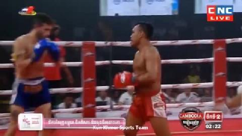 រឿង សោភ័ណ្ឌ ជាមួយ  អ៊ីតាលី - Roeung Sophorn Cambodia Vs Italy Di Vara