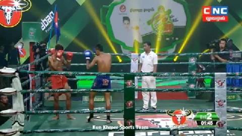 វេង សុភ័ក្រ ជាមួយ ឆាងសឹក - Veng Sopheak Cambodia Vs Thai Chhang Soek