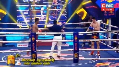 ឡុង សុភី ជាមួយ អឺរ៉ង់ - Long Sophy Cambodia Vs Iran Ahmad Nezhad