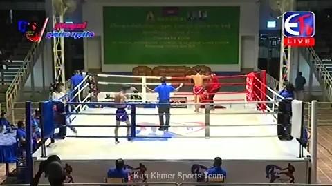 អ៊ុយ សុខគង់ ជាមួយ ថា ណាក់សិត - Uy Sokkong Vs Thanak Sith