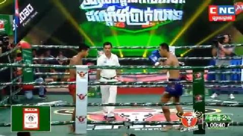 តាញ់ មករា ជាមួយ រ៉ាចឆាវ៉ាត, Tanh Makara  Vs Thai, Rachawat