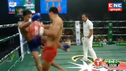 ពុទ្ធ ឆាយរិទ្ធី ជាមួយ ម៉ាណាវថង, Put Chhay Rithy  Vs Thai