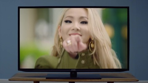 PSY ft CL - DADDY MV