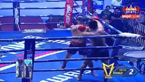 វង្ស ណយ (កម្ពុជា) ជាមួយ (ថៃ) អារុនដេត, Vong Noy, Cambodia Vs Thai