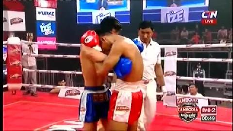 ពុទ្ធ សំបូរ (កម្ពុជា) ជាមួយ (ថៃ) សុីឡាប៉ាក់ថៃ, Puth Sambo Vs Thai