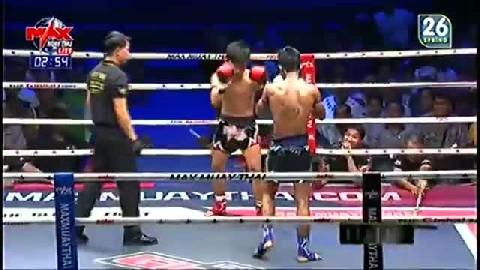 រឿន សំបូរ (កម្ពុជា) ជាមួយ (ថៃ) ម៉ាហ្វឿងឡេក, Ruean Sambo, Cambodia Vs Thai