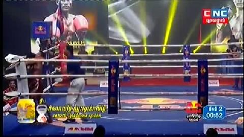 ខាំ ខ្លានាង (កម្ពុជា) Vs (ថៃ) រុងវិធិយ៉ា, kham khlaneang, Cambodia Vs Thai, 10 Aug 2019