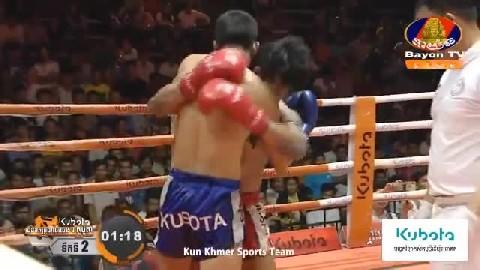 យ៊ុគផេត (ថៃ) ជាមួយ (ថៃ) ហ្វានិមិត, Yukpetch, Thai Vs Thai, Fanimit, 09 Aug 2019