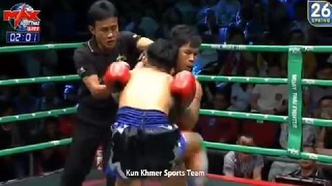 សឿ សិទ្ធ (កម្ពុជា) ជាមួយ (ថៃ) ភេតងើន, Soeur Seth, Cambodia Vs Thai