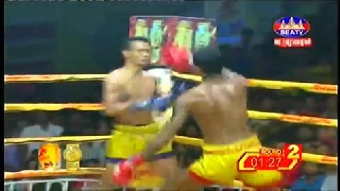 សូត្រ ប៊ុនធី (កម្ពុជា) ជាមួយ (ថៃ) កងកាងវ៉ាន, Soth Bunthy, Cambodia Vs Thai