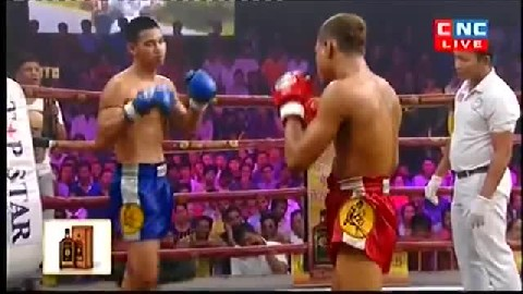 ឡៅ ចន្ទ្រា (កម្ពុជា) ជាមួយ (ថៃ) កងថៃលេន, Lao Chantrea, Cambodia Vs Thai
