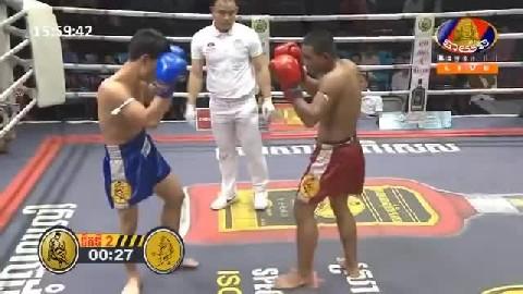 រិទ្ធ ភូលូ (កម្ពុជា) ជាមួយ (ថៃ) , Rith Phulo, Cambodia Vs Thai