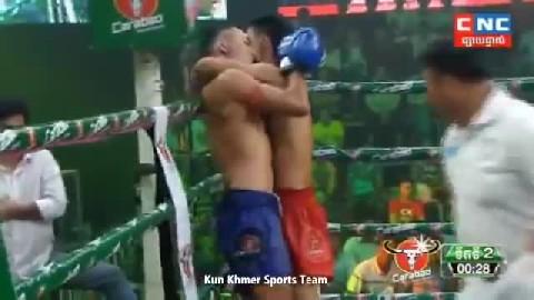 ឃីម បូរ៉ា ជាមួយ រឹទ្ធអៃយ៉ា, Khim Bora Vs Thai