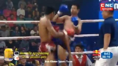 តាញ់ មករា ជាមួយ លីងលំ, Tanh Makara Vs Thai