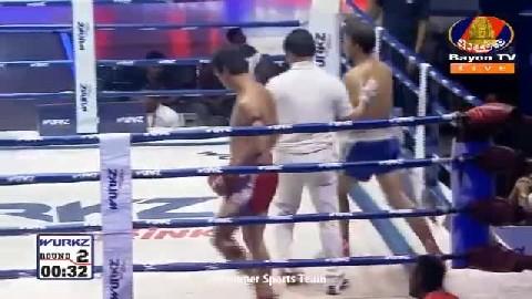 វង្ស ណយ ជាមួយ បួរងុឺន, Vong Noy Vs Thai