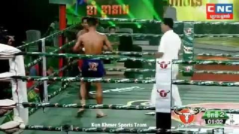 ខាំ ខ្លានាង ជាមួយ ដាំងកាន់វ៉ាង Kham Khlaneang Vs Thai