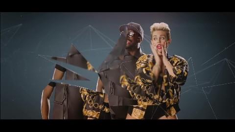 will.i.am - Feelin Myself ft. Miley Cyrus Wiz Khalifa French Montana