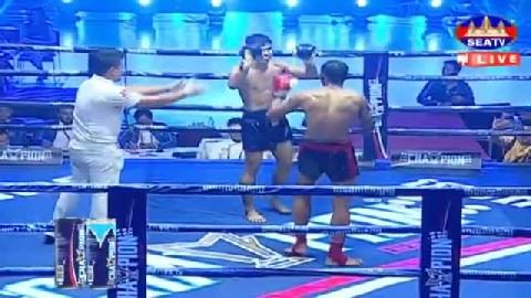 នី សុភី (កម្ពុជា) ជាមួយ ឆៀង ឆៃ (ថៃ) - Ny Sophy vs Thai