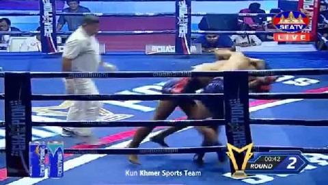 កូយ ឡាយ (កម្ពុជា) ជាមួយ (ថៃ) កង មឿងលួង , Kuy Lay Vs Thai