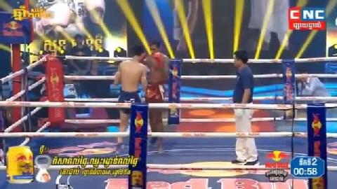សូត្រ ប៊ុនធី (កម្ពុជា) ជាមួយ (ថៃ) យ៉តផេត, Soth Bunthy, Cambodia Vs Thai