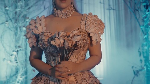 ផ្កាក្រដាស - កាតុ - Phkar Krodas 【Official Music Video 】