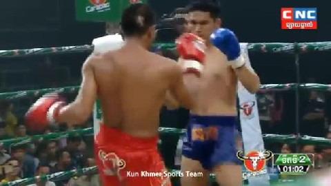 ពុយ វណ្ណៈ (កម្ពុជា) ជាមួយ (ថៃ) កុលាបដាំ, Puy Vannak Vs Thai, 18 Jan 2020