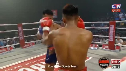 អេលីត សាន់ (កម្ពុជា) ជាមួយ (ថៃ) វិតថៈយ៉ាយុទ្ធ, Elite San Vs Thai, 18 Jan 2020