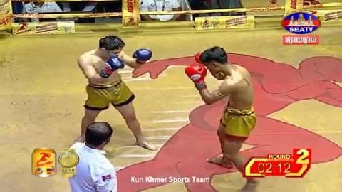 ឃីម បូរ៉ា (កម្ពុជា) ជាមួយ (ថៃ) ផេតណារ៉ុង, Khim Bora Vs Thai
