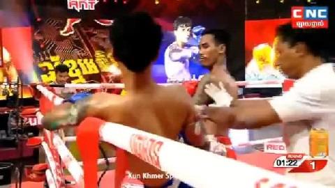 សូត្រ ប៊ុនធី (កម្ពុជា)  ជាមួយ (ថៃ) យ៉តវ៉ាន់ឌី, Soth Bunthy Vs Thai