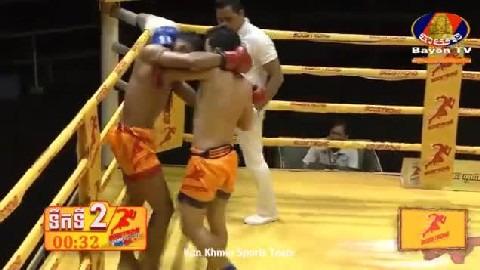 ឡុង បេនលឿន (កម្ពុជា) ជាមួយ (ថៃ) អាវុទ្ធលេក, Long Benloeun Vs Thai