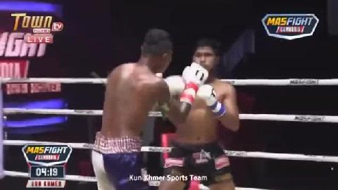 មុត ខ្លឹមខ្មៅ ជាមួយ រឿង សារ័ត្ន, Mut Khlim Khmao Vs Roeung Saroth