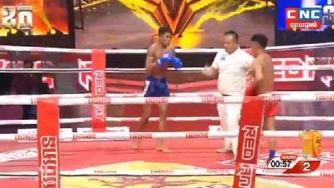 ធន់ អៀងឡៃ (កម្ពុជា) ជាមួយ (កម្ពុជា) ឡុង ខេត្ត, Thun Eanglai Vs Long Khet