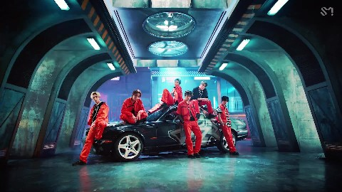 NCT DREAM 엔시티드림 Ridin  MV