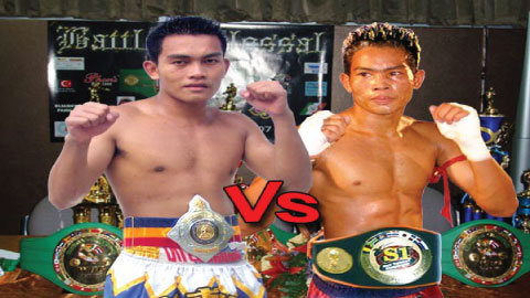 Khmer Boxing, Seng Sroeun VS Petch Narint Sor Tekunthorng (Thai), 18-December-2016, Bayon TV Boxing
